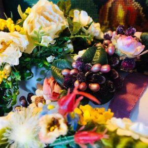 Blumenkranz Blütenkranz