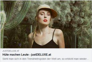 Hüte machen Leute: Fashionblog: JustDeluxe