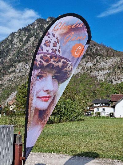 Beachflag Hut Hüte
